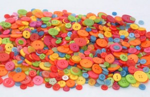Candy Coloured button mixes!