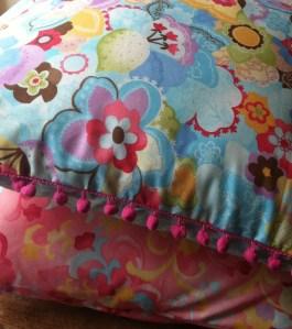 Cute cushions from Trixie Lixie