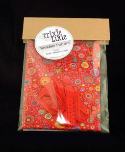 Trixie Lixie Knicker kit