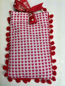 Heart phone case