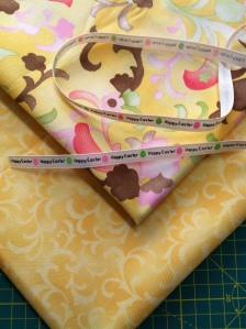 dressmaking fabric, coquette, Moda