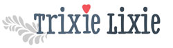 TrixieLixie - Sewing patterns, dressmaking fabric shop