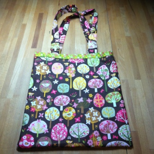 Tote bag making 026