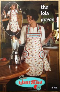 Sewaholic Lola Apron Pattern from TrixieLixie