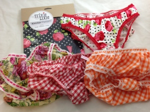 knicker kits & tutorials