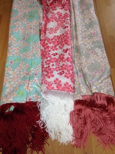 Scarf making tutorial
