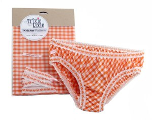 Gingham Knicker Kit