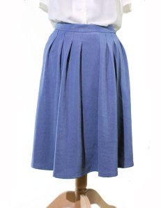 colette zinnia skirt kit