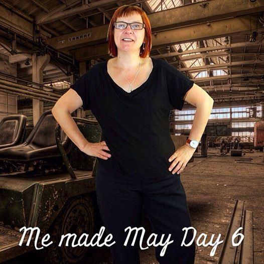 MeMadeMay day 6