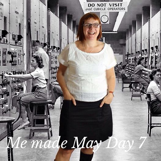 Me made May day 7