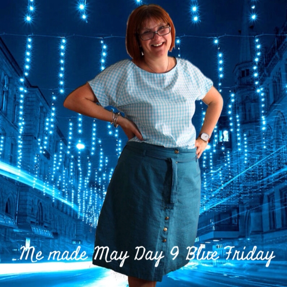 MeMadeMay day 9