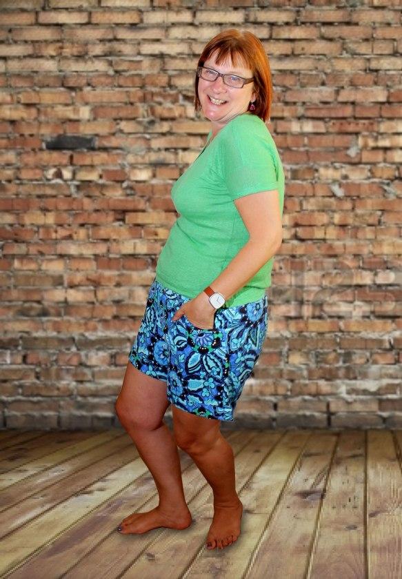 Soul Blossom Thurlow shorts