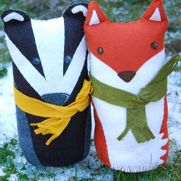 Badger & Fox kits