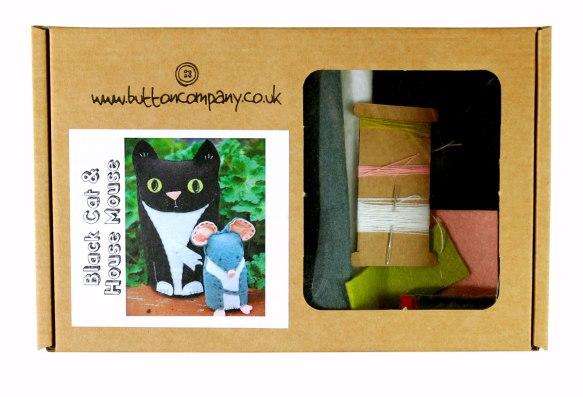 Black cat & Mouse kit