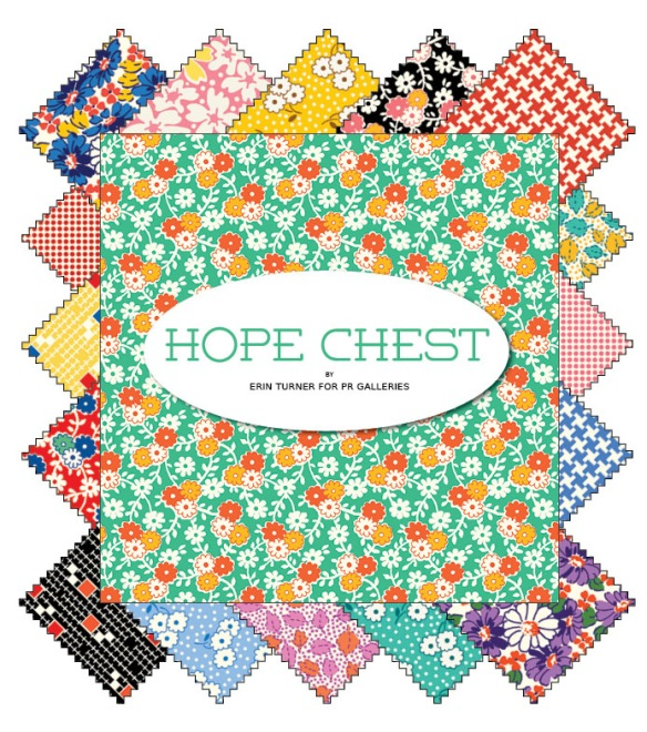 Hope Chest fabric range