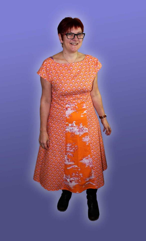 Gutermann Anna dress