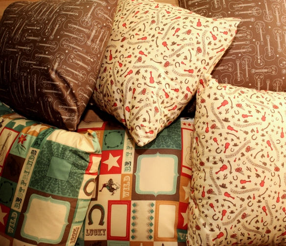 cowboy pillows top
